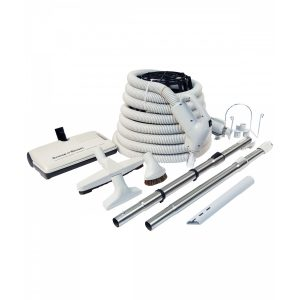 Central Vacuum Cleaner Kit – 30′ (9 m) Electrical Hose
