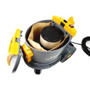 JohnnyVac AS6 Commercial canister vacuum