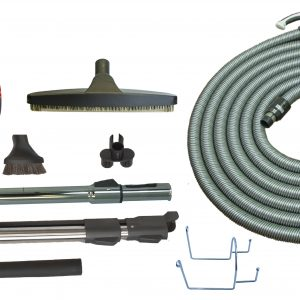 SEBO Deluxe CV Kit with Red ET-1 and 30′ Hose